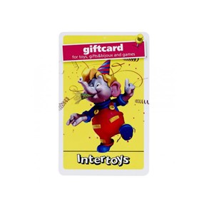 Intertoys Giftcard