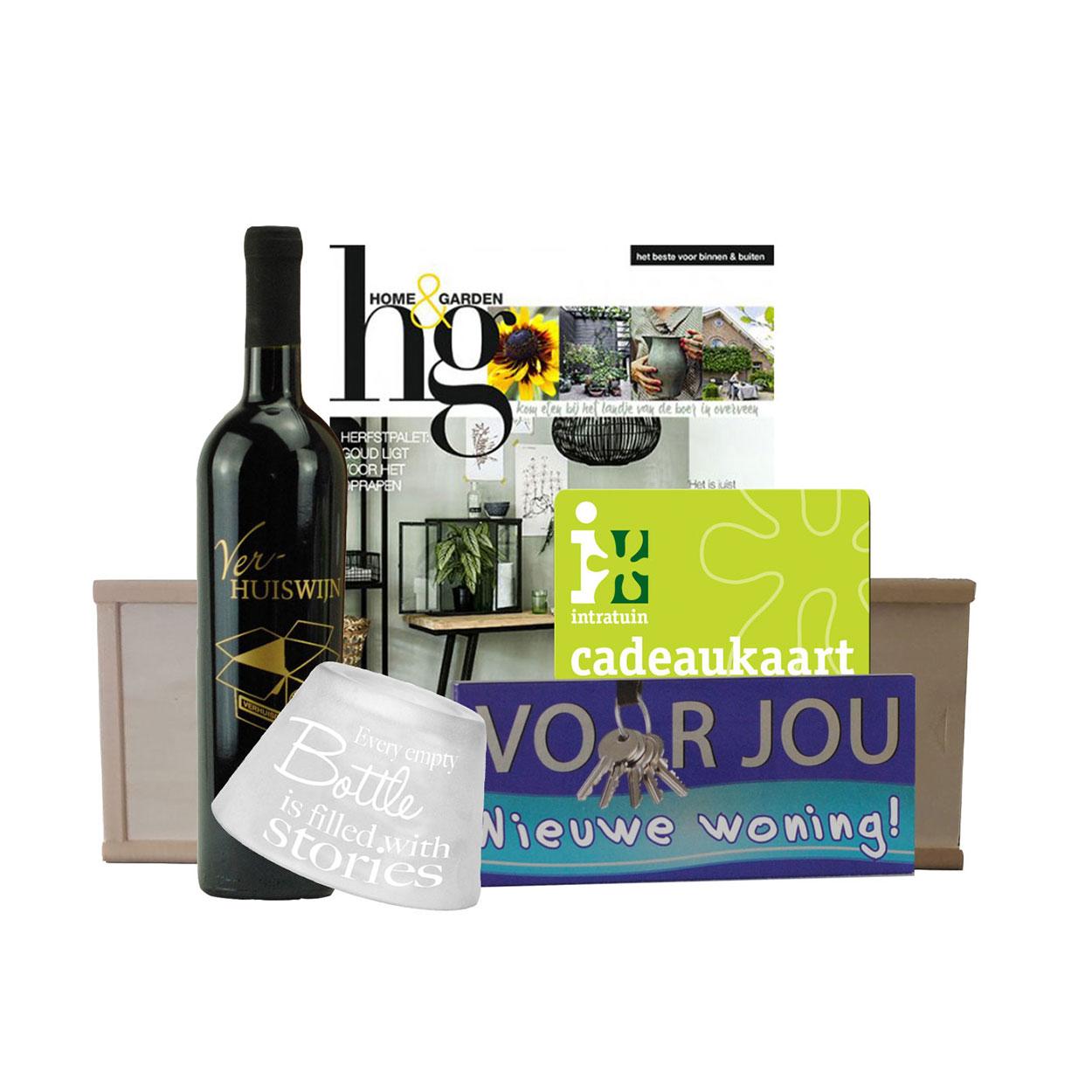 Intratuin Cadeaukaart 15 Euro Homegarden Pakket